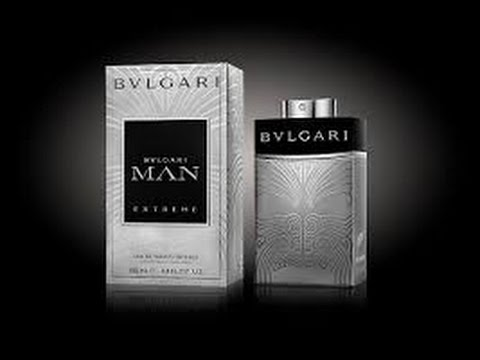 Bvlgari Man Extreme Parfum Intense Youtube