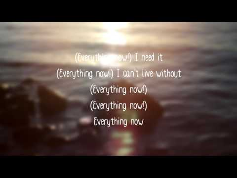 Everything Now - Arcade Fire | Lyrics