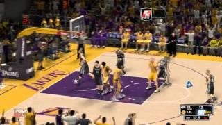 Primeira Vez 1: NBA 2k14