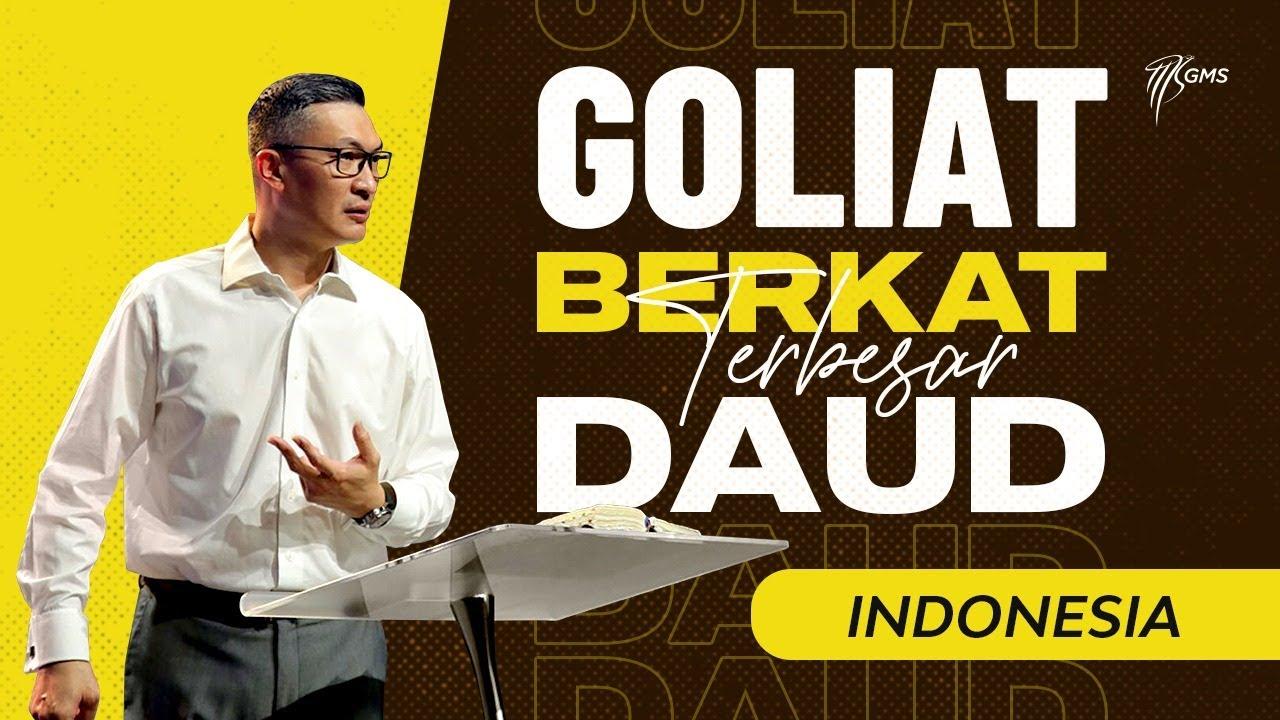 Ibadah Minggu | Goliat - Berkat Terbesar Daud (Official Philip Mantofa)