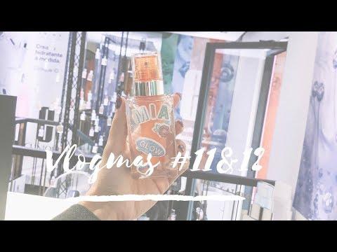 VLOGMAS DIA #11 & 12 - CONCERTO E MADRID! | MIA ROSE