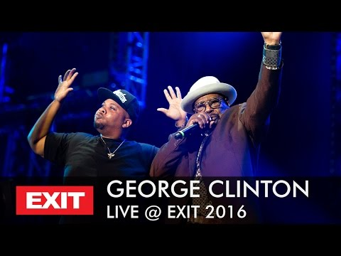 EXIT 2016 | George Clinton - Atomic Dog Live