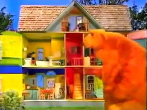 bear in the big blue house potty time with bear part 3 reverse last part youtube. Black Bedroom Furniture Sets. Home Design Ideas