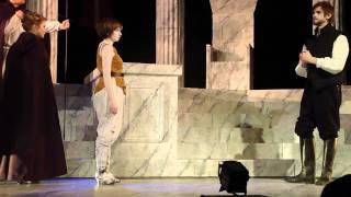 Tivoli Theatre ----Hamlet ( William Shakespeare )Dublin 16/02/2011