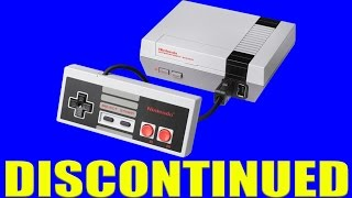 Nintendo, Discontinuing The NES Classic Edition Is A HORRIBLE IDEA. WHAT ARE YOU THINKING?!?!