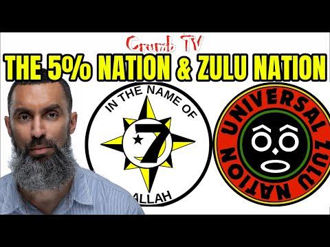 THE 5% NATION & ZULU NATION