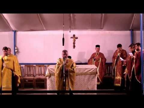 Sfantul Maslu la Manastirea Nicula 27 07 2012