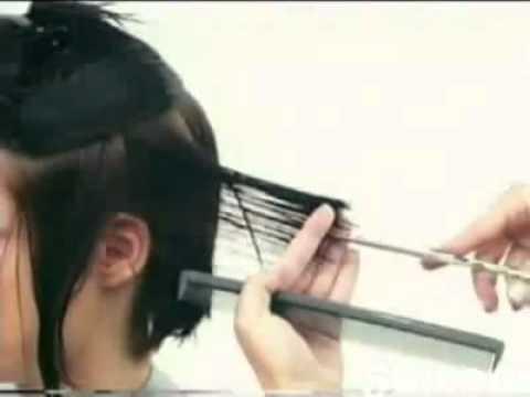 Dạy cắt tóc nữ ngắn đẹp Tony&Guy - Hà nội  - www.viethairhua.com