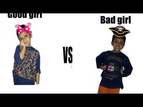 Good Girl Vs Bad Girlgood Girl Bad Girl Quotesgood Girl Bad Girl