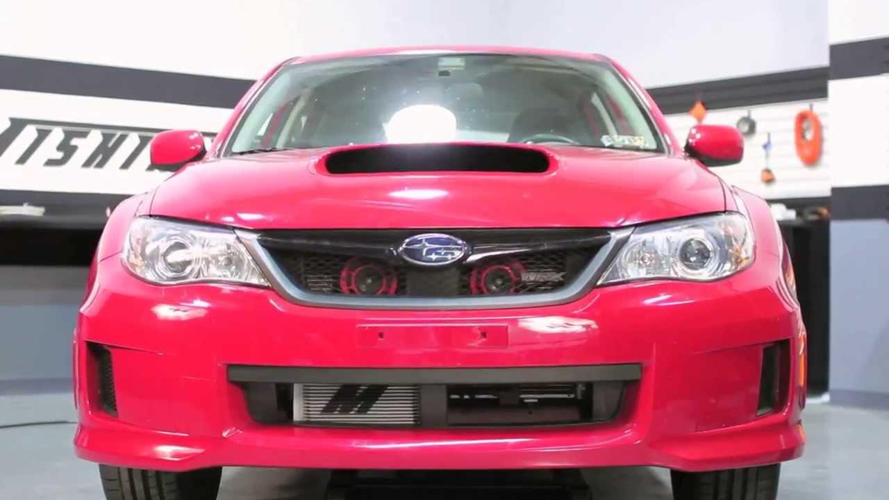 2008 Subaru Wrx And Sti Oil Cooler Kit Features