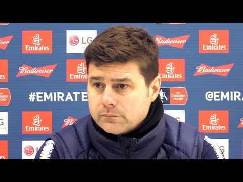 Crystal Palace 2-0 Tottenham - Mauricio Pochettino Full Post Match Press Conference - FA Cup