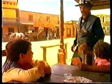 Milky Bar Kid 1992 commercial - Western parody - Australia/NZ