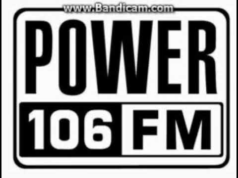 """KPWR """"Power 106"""" Station ID October 18, 2017 2:01pm"""