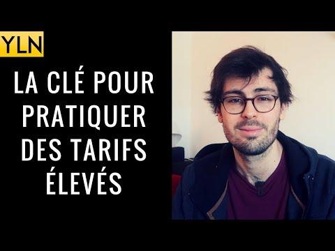 LA CLÉ POUR PRATIQUER DES TARIFS ÉLEVÉS EN FREELANCE 💰