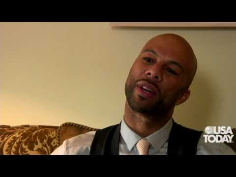Five Questions for rapper Common