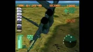 AeroWings 2: Air Strike Dreamcast Gameplay_2000_02_09_1
