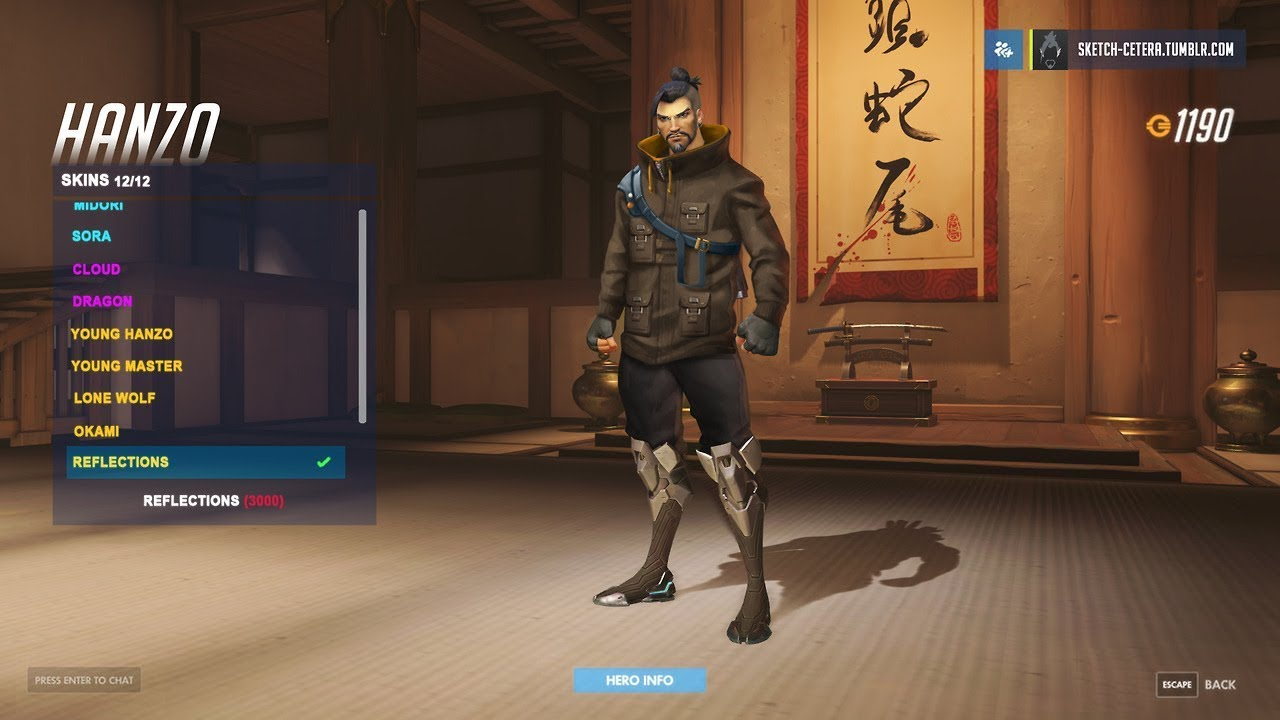 overwatch christmas event date confirmed hanzo skin new gamemode