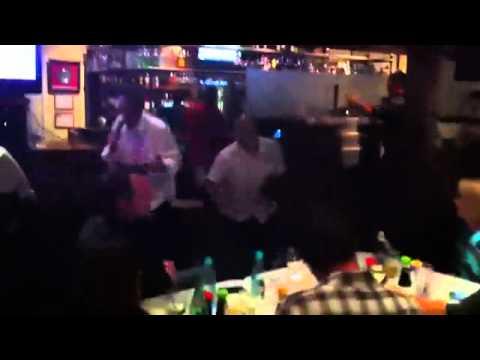 Ben Crane and Ryan Palmer sing Wham at Karaoke in Kapalua- When PGA Stars Go Bad!