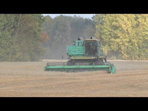 Аграрии Первомайского района заканчивают уборочную кампанию