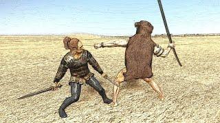 ✞  Гай Ганник против Берсерка Медведь ✞  Схватка ✞