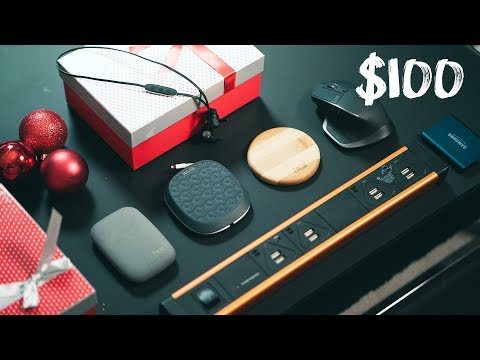 BEST TECH UNDER $100 - December 2017 Holiday Gift Guide + GIVEAWAY