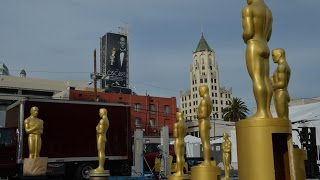 AFPTV Live is offering the first two hours of the 2016 Oscars Ceremony Red Carpet.