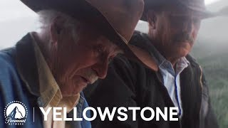 John Dutton Shares a Moment w/ His Father | Yellowstone | Paramount Network