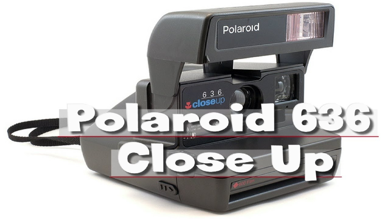 Making a Polaroid Test Cartridge for 600 or Spectra Cameras. - YouTube