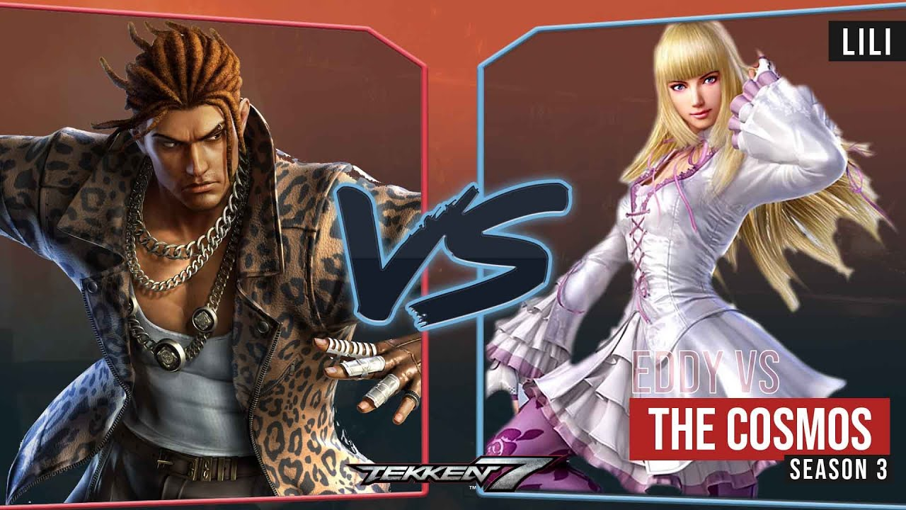 Lili Complete Tekken 7 Character Guide Eddy Vs The Cosmos