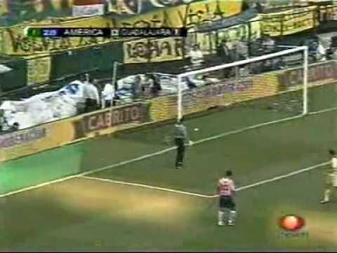 AMERICA VS CHIVAS CLAUSURA 2003