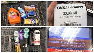 Comprando en CVS || 12 productos por MENOS de $5.00 dólares