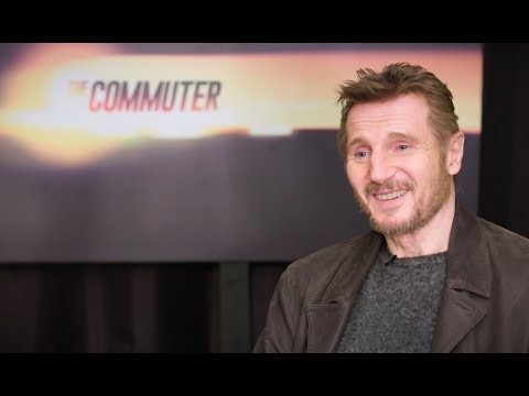 Liam Neeson talks The Commuter & Returning To Star Wars