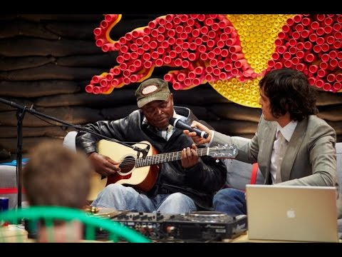 Interview: Emmanuel Jagari Chanda in Madrid 2011