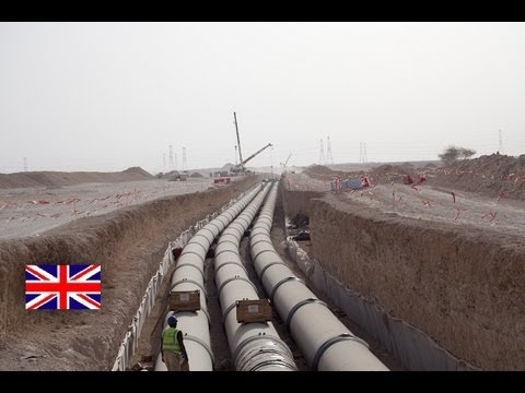 Saint-Gobain PAM - QATAR DOHA NORTH ductile iron pipe project (English version)