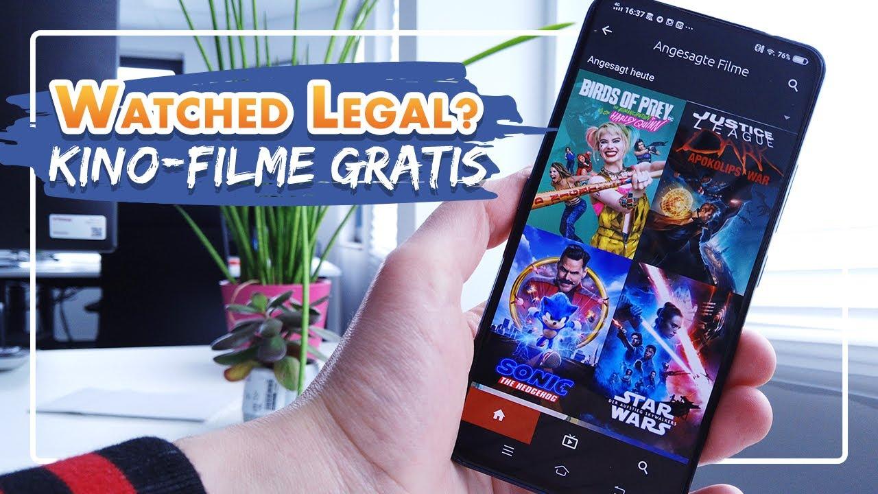 Videos Streamen Legal