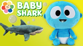 Baby Shark Remix Song w The BabyFirst Toys | Sing Along w Kids Songs | Nursery Rhymes for Babies