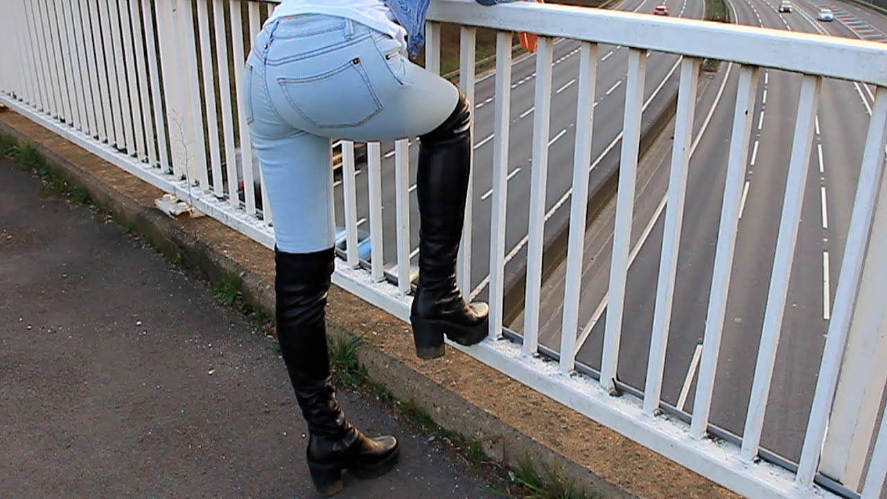 Pippa And Boots The High Heel Topshop Jacket Knee Moto Jeans Tight Skinny JeansOver gbyf76