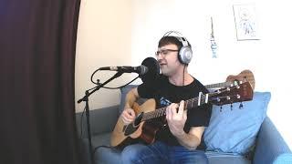 Александр Ф. Скляр - Черные лилии. Кавер на гитаре.