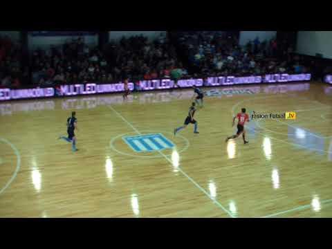 Pasión Futsal TV: Hebraica 4-Barracas Central 6 (Primera A-Playoffs-Cuartos-Juego 3) FUTSAL AFA