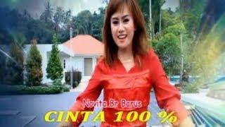 Lagu Karo - Cinta 100% (Keyboard) - Novita Br Barus