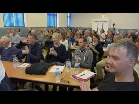 An EFT Experience With Fran Biggs At Simon Parkes Meeting Whitby