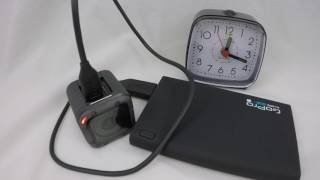 Hero5 Session Charge time using GoPro PowerBank