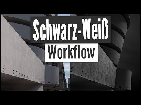 MEIN SCHWARZWEISS WORKFLOW   Schritt für Schritt zum Fine Art Schwarzweiß Bild   TUTORIAL