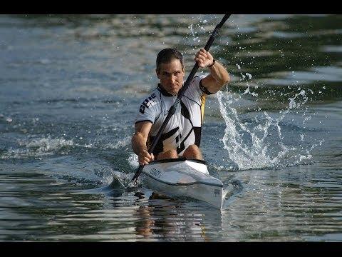 Interview with canoe sprint legend Greg Barton