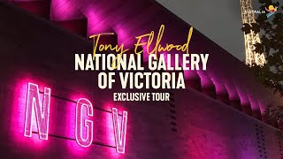 National Gallery of Victoria Tour with Director Tony Ellwood AM | LIVE from Aus, Melbourne
