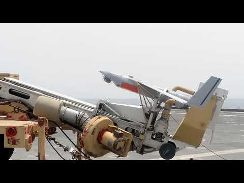 U.S  Navy Laser Weapon System Demonstration • (LaWS) 2017