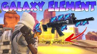 Will People Scam My NEW GALAXY Element In Fortnite Save The World