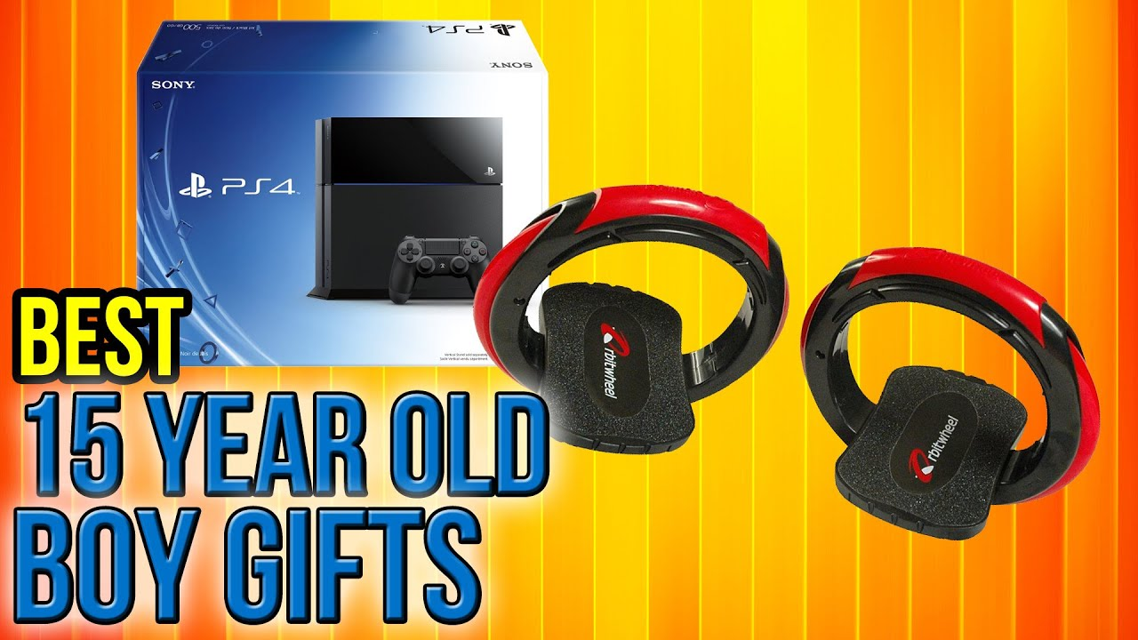 9 Best 15 Year Old Boy Gifts 2017
