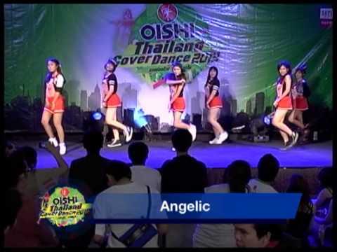 Oishi Cover Dance 2013_10 : Angelic