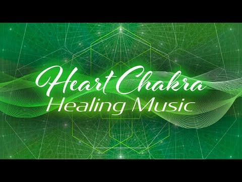 For Love's Sake ~ Heart Chakra Healing Music ~ F#